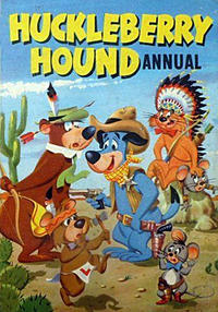 Cover Thumbnail for Huckleberry Hound Annual (World Distributors, 1960 series) #1962