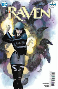 Cover Thumbnail for Raven (DC, 2016 series) #2