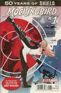 Cover Thumbnail for Mockingbird: S.H.I.E.L.D. 50th Anniversary (Marvel, 2015 series) #1