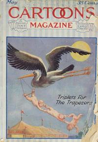 Cover Thumbnail for Cartoons Magazine (H. H. Windsor, 1913 series) #v19#5 [113]