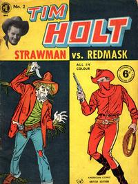 Cover Thumbnail for Tim Holt (Streamline, 1953 series) #2