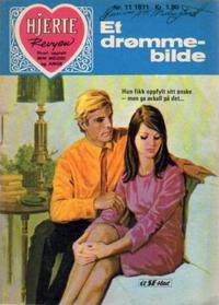 Cover Thumbnail for Hjerterevyen (Serieforlaget / Se-Bladene / Stabenfeldt, 1960 series) #11/1971