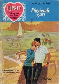 Cover Thumbnail for Hjerterevyen (Serieforlaget / Se-Bladene / Stabenfeldt, 1960 series) #32/1971