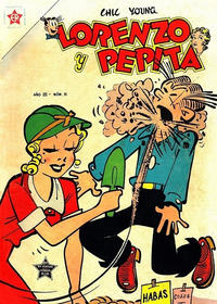 Cover Thumbnail for Lorenzo y Pepita (Editorial Novaro, 1954 series) #31