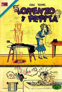 Cover Thumbnail for Lorenzo y Pepita (Editorial Novaro, 1954 series) #336