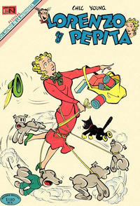 Cover Thumbnail for Lorenzo y Pepita (Editorial Novaro, 1954 series) #303
