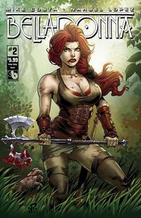 Cover Thumbnail for Belladonna (Avatar Press, 2015 series) #2 [Killer Body - Renato Camilo]
