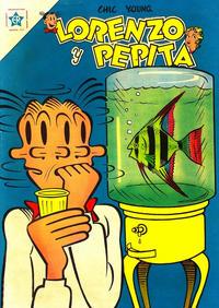 Cover Thumbnail for Lorenzo y Pepita (Editorial Novaro, 1954 series) #78