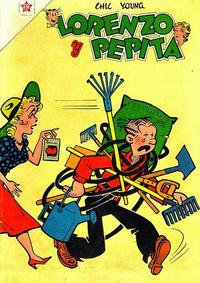 Cover Thumbnail for Lorenzo y Pepita (Editorial Novaro, 1954 series) #87