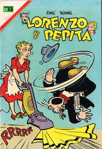 Cover Thumbnail for Lorenzo y Pepita (Editorial Novaro, 1954 series) #201