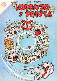 Cover Thumbnail for Lorenzo y Pepita (Editorial Novaro, 1954 series) #206