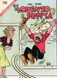 Cover Thumbnail for Lorenzo y Pepita (Editorial Novaro, 1954 series) #240