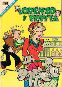 Cover Thumbnail for Lorenzo y Pepita (Editorial Novaro, 1954 series) #271