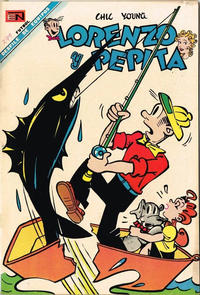 Cover Thumbnail for Lorenzo y Pepita (Editorial Novaro, 1954 series) #279