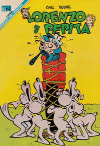 Cover Thumbnail for Lorenzo y Pepita (Editorial Novaro, 1954 series) #280