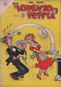Cover Thumbnail for Lorenzo y Pepita (Editorial Novaro, 1954 series) #145