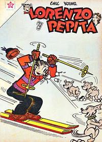 Cover Thumbnail for Lorenzo y Pepita (Editorial Novaro, 1954 series) #162