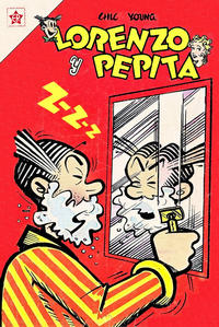 Cover Thumbnail for Lorenzo y Pepita (Editorial Novaro, 1954 series) #170