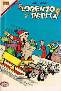 Cover Thumbnail for Lorenzo y Pepita (Editorial Novaro, 1954 series) #307