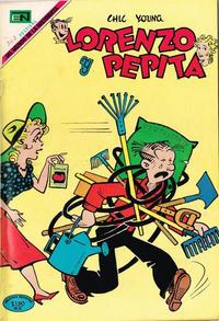 Cover Thumbnail for Lorenzo y Pepita (Editorial Novaro, 1954 series) #308