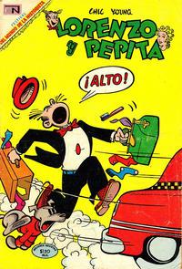 Cover Thumbnail for Lorenzo y Pepita (Editorial Novaro, 1954 series) #301