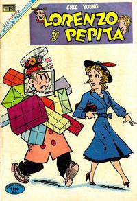 Cover Thumbnail for Lorenzo y Pepita (Editorial Novaro, 1954 series) #305