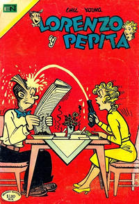 Cover Thumbnail for Lorenzo y Pepita (Editorial Novaro, 1954 series) #329