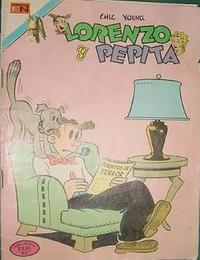 Cover Thumbnail for Lorenzo y Pepita (Editorial Novaro, 1954 series) #447