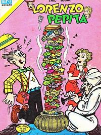 Cover Thumbnail for Lorenzo y Pepita (Editorial Novaro, 1954 series) #551