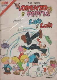 Cover Thumbnail for Lorenzo y Pepita (Editorial Novaro, 1954 series) #655
