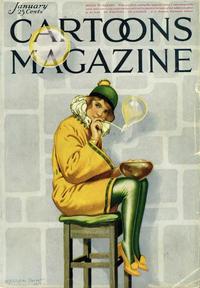 Cover Thumbnail for Cartoons Magazine (H. H. Windsor, 1913 series) #v13#1 [73]