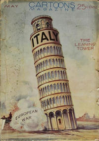 Cover Thumbnail for Cartoons Magazine (H. H. Windsor, 1913 series) #v7#5 [41]