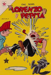 Cover Thumbnail for Lorenzo y Pepita (Editorial Novaro, 1954 series) #18