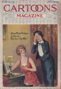 Cover Thumbnail for Cartoons Magazine (H. H. Windsor, 1913 series) #v19#2 [110]