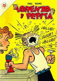 Cover Thumbnail for Lorenzo y Pepita (Editorial Novaro, 1954 series) #75