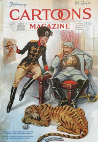 Cover Thumbnail for Cartoons Magazine (H. H. Windsor, 1913 series) #v13#2 [74]