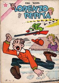 Cover Thumbnail for Lorenzo y Pepita (Editorial Novaro, 1954 series) #178