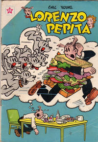 Cover Thumbnail for Lorenzo y Pepita (Editorial Novaro, 1954 series) #197