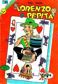Cover Thumbnail for Lorenzo y Pepita (Editorial Novaro, 1954 series) #380