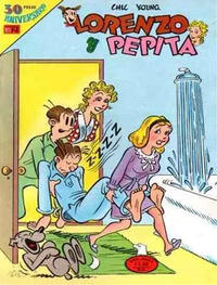 Cover Thumbnail for Lorenzo y Pepita (Editorial Novaro, 1954 series) #585
