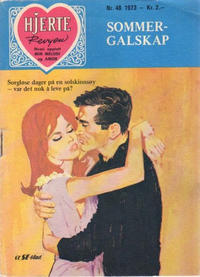 Cover Thumbnail for Hjerterevyen (Serieforlaget / Se-Bladene / Stabenfeldt, 1960 series) #48/1973