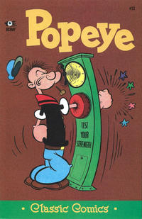 Cover Thumbnail for Classic Popeye (IDW, 2012 series) #52