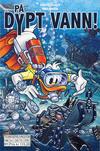 Cover for Donald Duck Tema pocket; Walt Disney's Tema pocket (Hjemmet / Egmont, 1997 series) #[86] - På dypt vann!