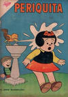 Cover for Periquita (Editorial Novaro, 1960 series) #5