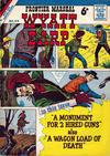 Cover for Wyatt Earp (L. Miller & Son, 1957 series) #44