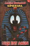 Cover for Lustiges Taschenbuch Spezial (Egmont Ehapa, 1997 series) #30 - Duck ent Amun