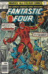 Cover Thumbnail for Fantastic Four (1961 series) #184 [British Price Variant]
