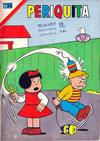 Cover for Periquita (Editorial Novaro, 1960 series) #207