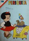 Cover for Periquita (Editorial Novaro, 1960 series) #266
