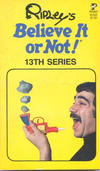 Cover Thumbnail for Ripley's Believe It or Not! (1941 series) #13 [9th Printing]